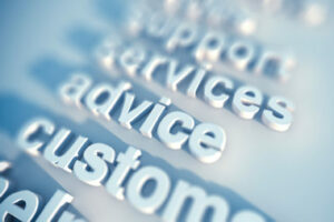 Home Warranty Service page inlcuding the following keywords: advice, services, support.