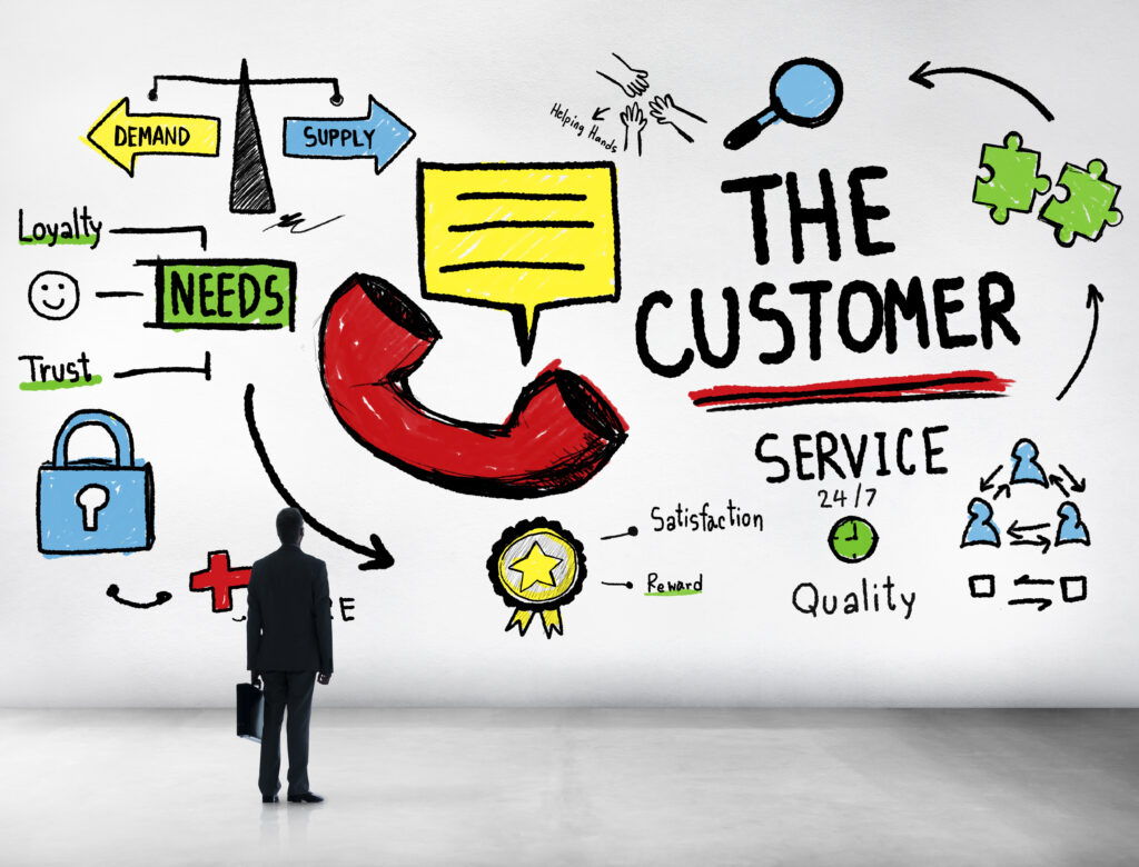 customer care and customer satisfaction Customer care definition: the work of looking after customers and ensuring their satisfaction with one's business | meaning, pronunciation, translations and examples.