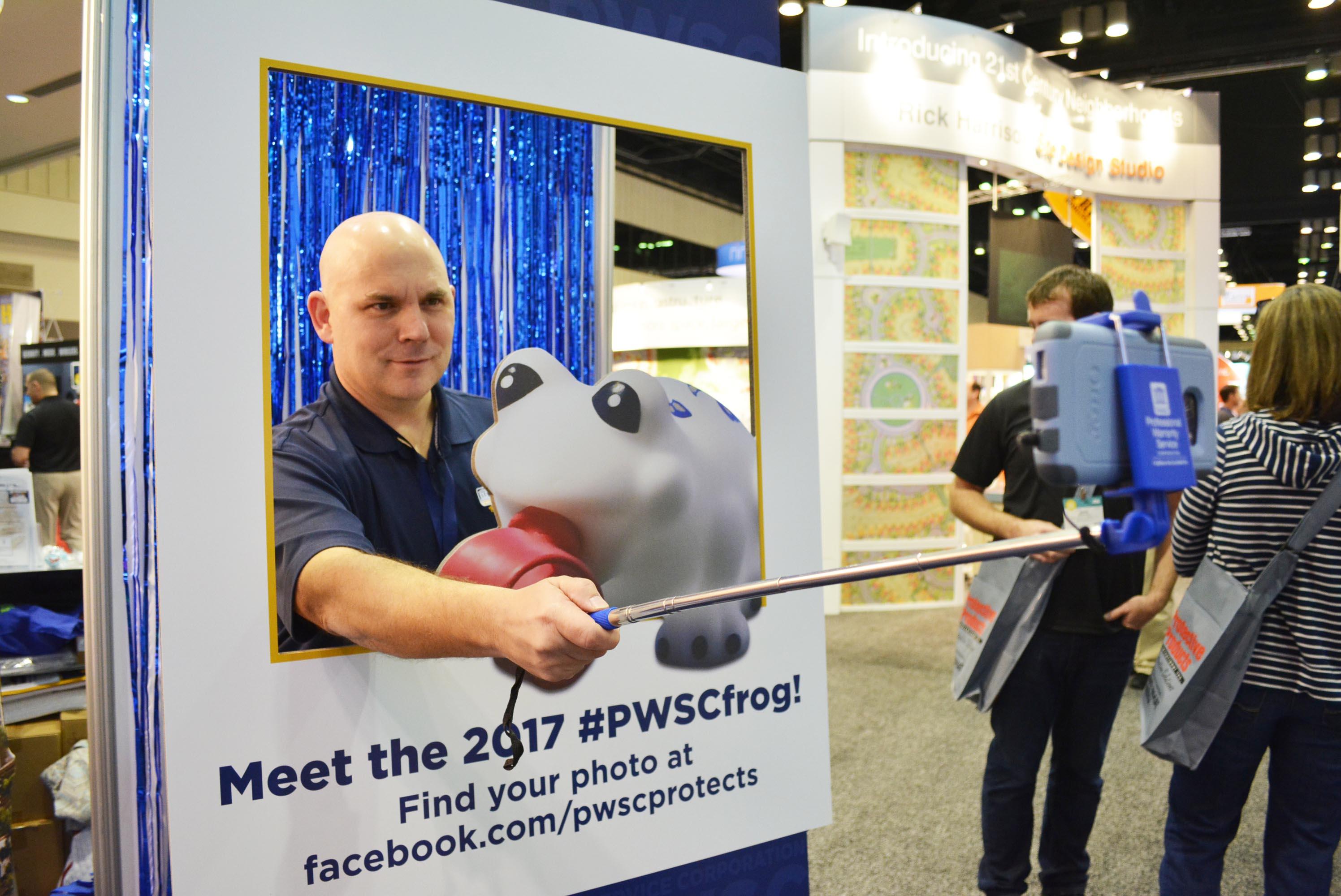 Roger Langford PWSC Selfie