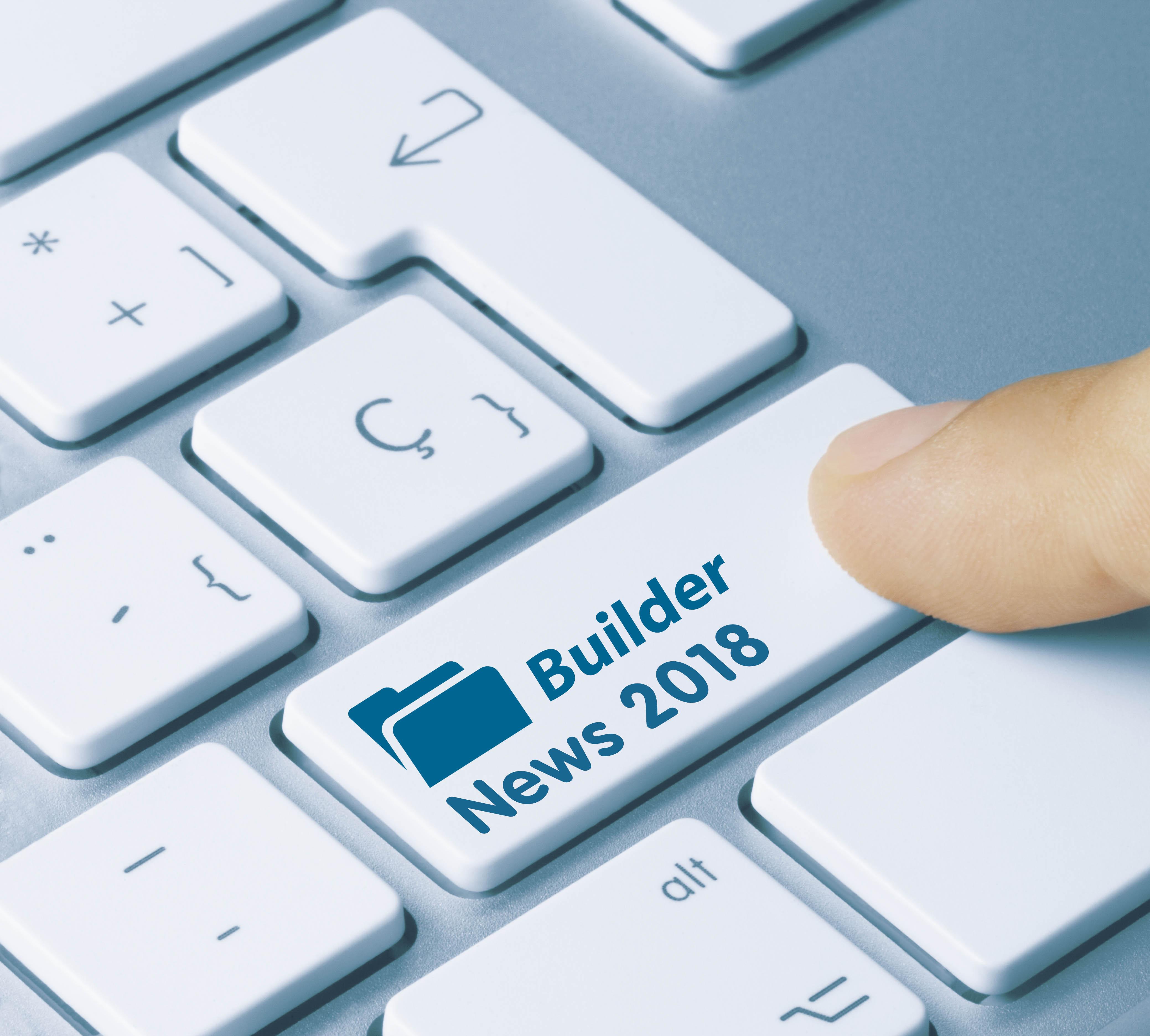 Home Builder News 2018